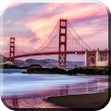 Golden Gate Bridge LiveWP icon