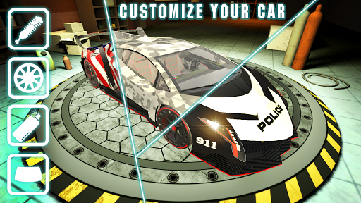 Lambo Car Simulator  screenshots EasyGameCheats.pro 1