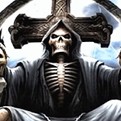 Grim Reaper Throne LWP