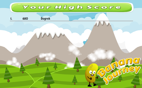 Banana Journey screenshot 4