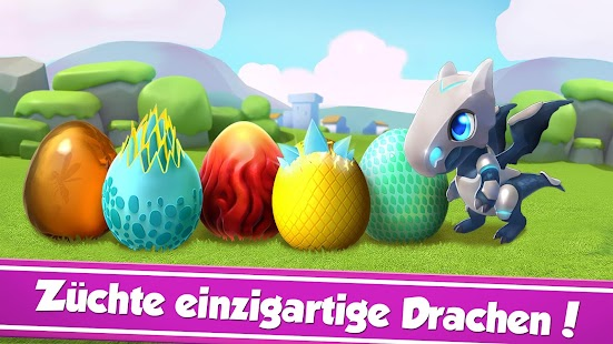Dragon Mania Legends - Drachen-Simulator Screenshot