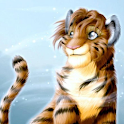 Tiger Anime Wallpapers icon