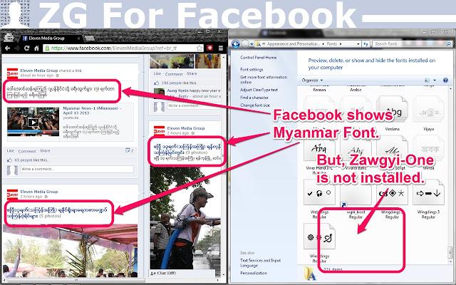 ZG For Facebook