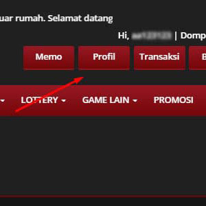 klik menu profile betflix