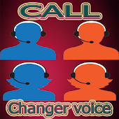 Call change voice