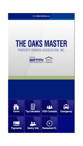 The Oaks Master POA
