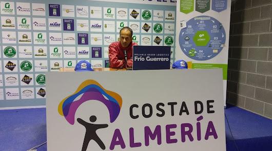 Fran Alcoy y un partido clave frente al CD Marino