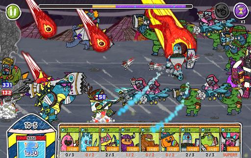 Monster VS Zombie 1.6.9 screenshots 8