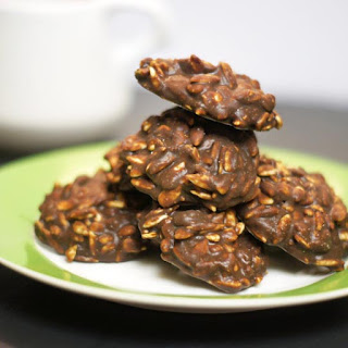No-Bake Chocolate Cookies (Grain-free, Nut-free)