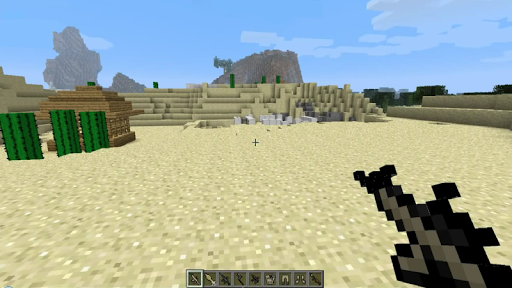 Best Weapons Mod for Minecraft