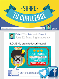 Matching Games : Brain Teaser- screenshot thumbnail