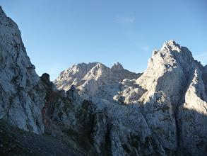 Photo: La rampa de subida desde Argayo Congosto, a la derecha el Friero