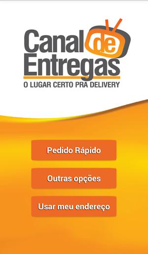 Canal de Entregas
