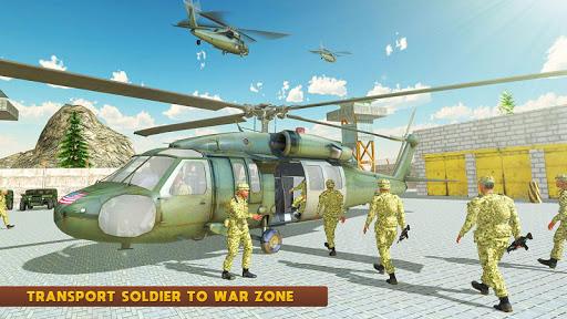 Transport de fret de l'armée à la frontière  captures d'écran 1