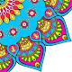Rangoli Color Book Diwali Celebration for PC-Windows 7,8,10 and Mac