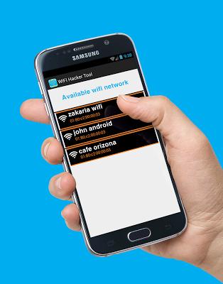 Wifi Hack Tool Pro - Prank - screenshot