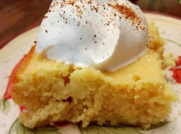 Moist, Flavorful, Yummy! Eggnog Tres Leches Cake