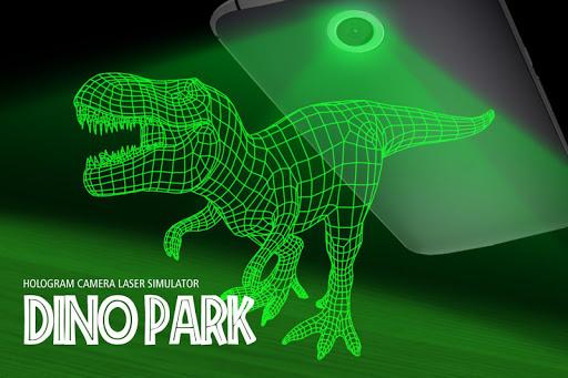 恐龍園全息激光