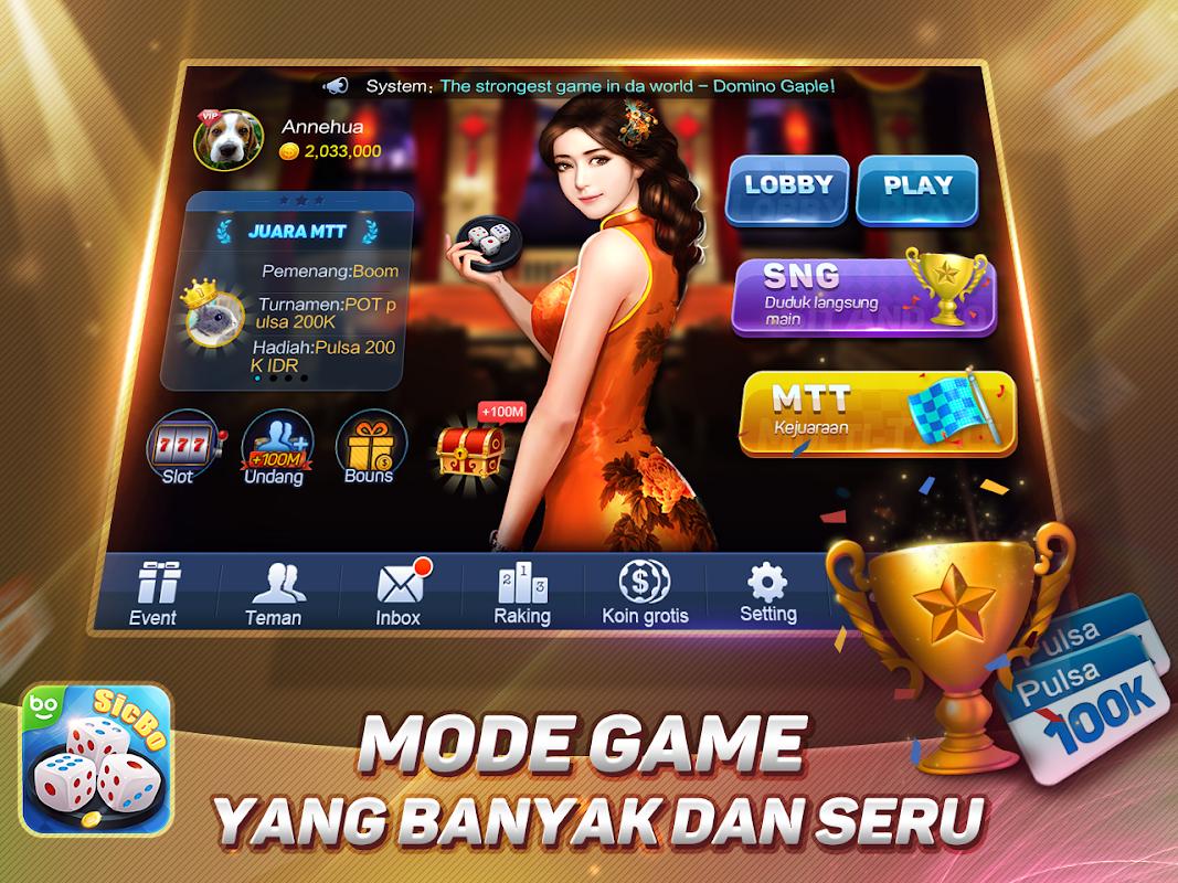 Download Boyaa Domino Qiuqiu Kiukiu 99 Apk Mod Apk Obb Data 1 7 6 By Surge Cell Free Board Android Apps