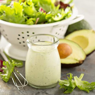 Avocado Ranch Dressing – Low Carb, Gluten Free Recipe
