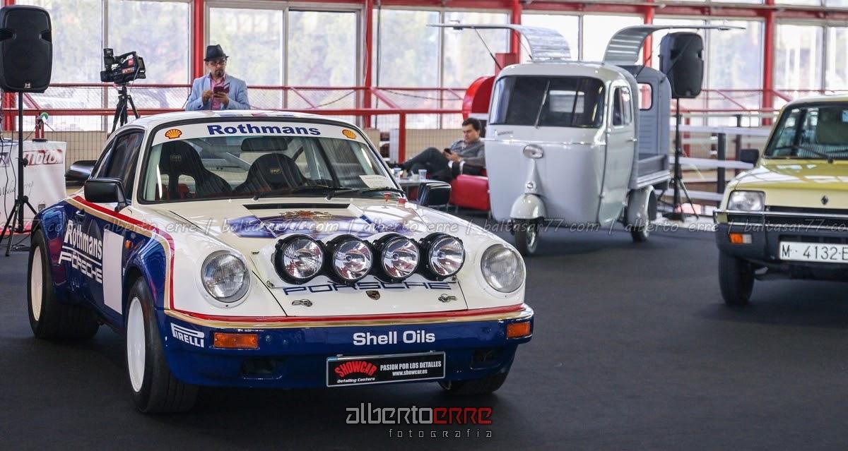 Classic Auto Madrid 2016 (Retromovil)