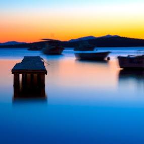 by Mehmet  Erkan Duran - Landscapes Waterscapes