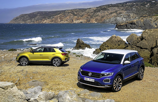 Plans to bring the T-Roc to SA have been shelved for now but it's so good, perhaps VW will make a plan. Picture: VOLKSWAGEN