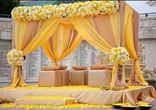 婚礼装饰理念
