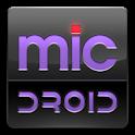 MicDroid icon