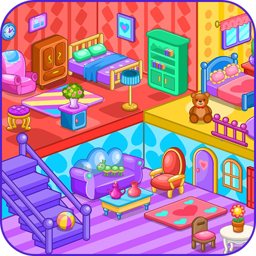 Doll house decoration game file APK for Gaming PC/PS3/PS4 Smart TV