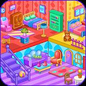 Tải Doll house decoration game APK