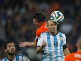Retraité du football, Javier Mascherano a trouvé du boulot