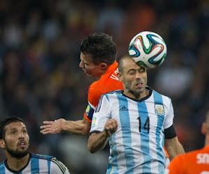 Javier Mascherano arrête bientôt la sélection