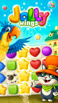 Jolly Wings - screenshot