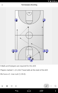 Basketball Playview screenshot 7