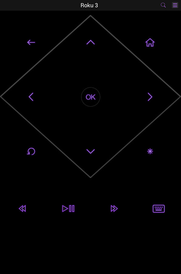Roku - screenshot
