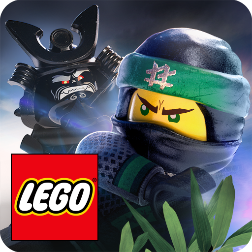 THE LEGO® NINJAGO® MOVIE™ app