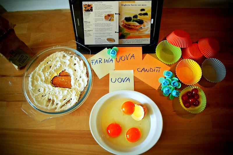 oggi biscotti, quante uova? di Marygio16