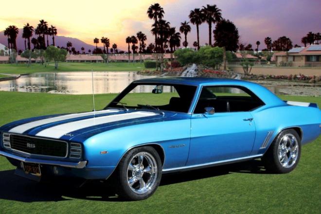 1969 Chevrolet Camaro Hire CA