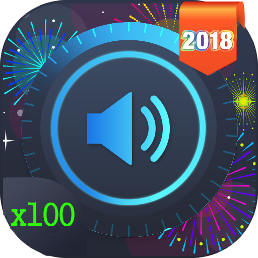 Volume Booster Amplifier Pro 2018 - Sound Maximize10.0