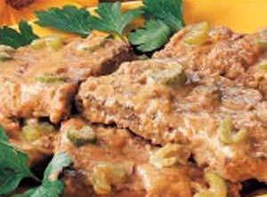 Slow Cooked Swiss Steak Recipe