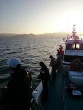 Photo: さあー、今日は超久しぶりの「近海タイラバ」でございます! ウズウズしますね! がんばりましょっ!