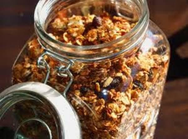 Diane's Homemade Rancho Bernardo Granola Recipe