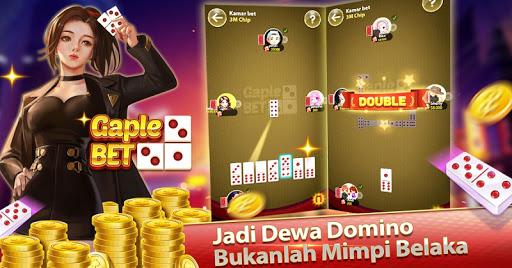 Domino Gaple Online Bet - Indonesia Kartu Gratis 1.0.1 screenshots 2