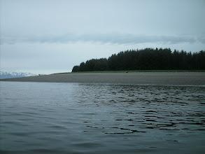 Photo: Eagle Beach in Lynn Canal.