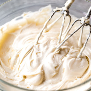 Favorite Cream Cheese Frosting.
