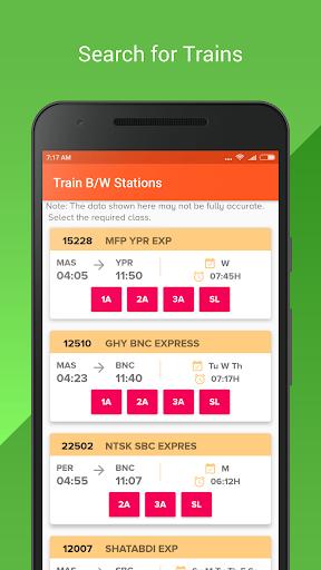 SuperTatkal - Train ticket screenshot 5