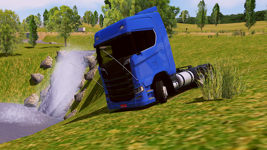 World Truck Driving Simulator Mod Apk 1,175 +OBB/Data for Android 8