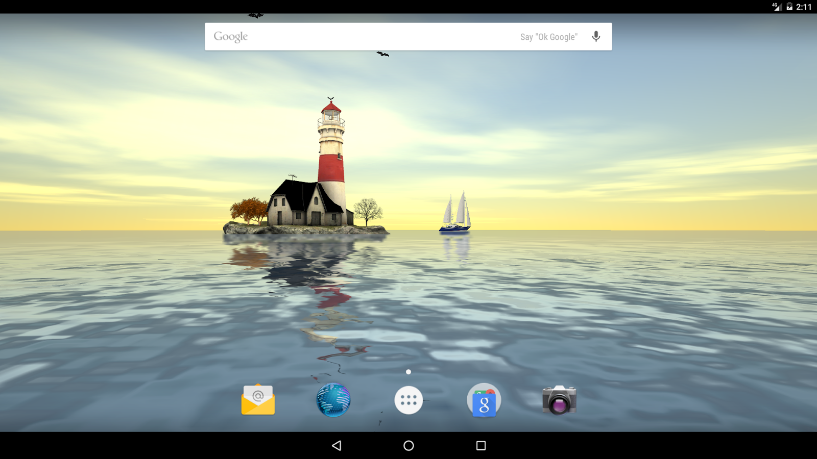 lighthouse 3d live wallpaper android apps on google play