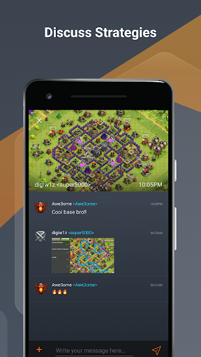 ClanPlay: Clash Community and Tools for Gamers for PC